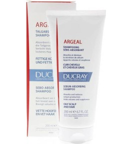 Argeal Shampoo 150ml Ducray17