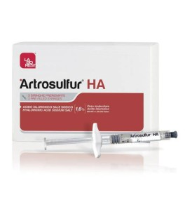 Artrosulfur Ha Sir 1,6% 2ml 3pz