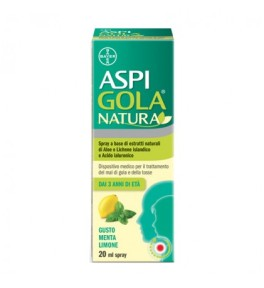 ASPI GOLA NAT SPRAY 20ML LIM/MEN