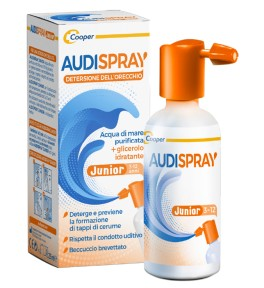 AUDISPRAY JUNIOR SOL ACQUA 25ML
