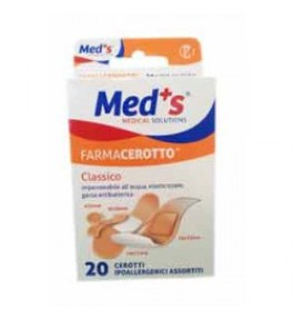 Cer Meds Strips Poliu Ass 20pz