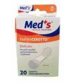 Cer Meds Strips Tnt Medio 20pz