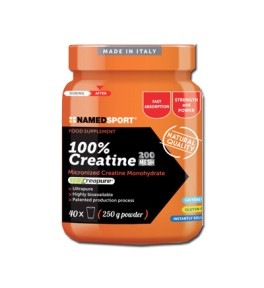 100% CREATINA 500G (NAMED)