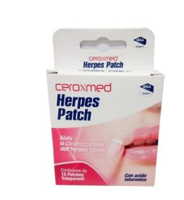 CEROXMED-HERPES PATCH 15PZ